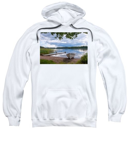 Cloudy Summer Day Sweatshirt