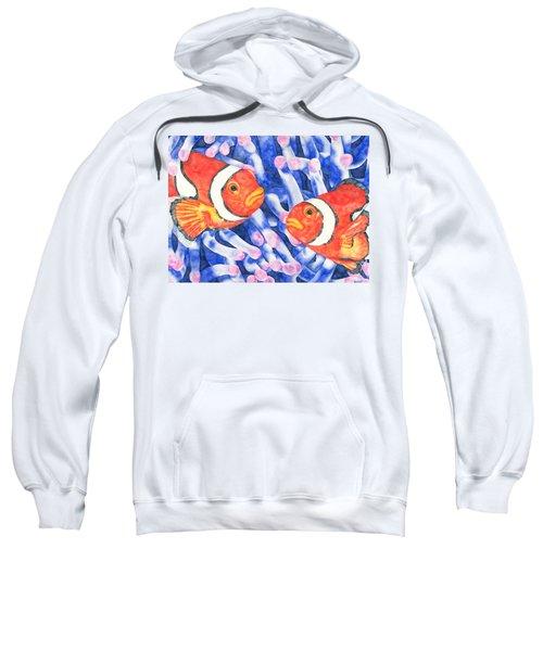 Clownfish Couple Sweatshirt