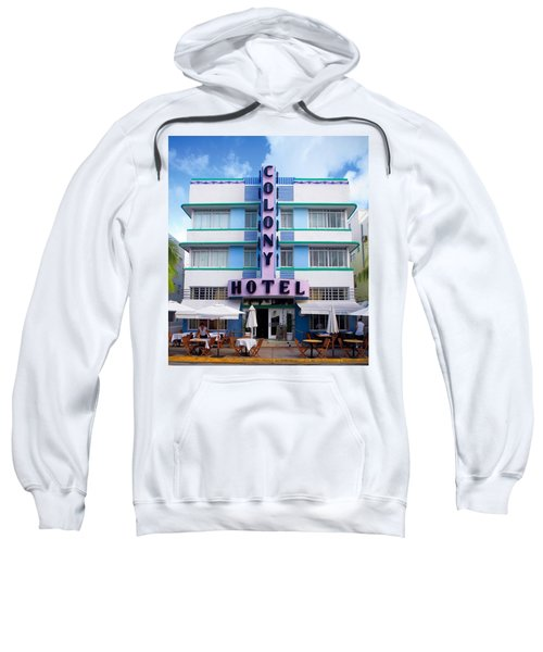 Colony Hotel Daytime Sweatshirt