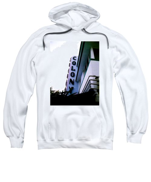 Colony Polaroid Sweatshirt