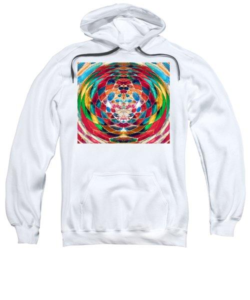 Colorful Mosaic Sweatshirt