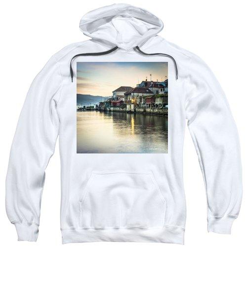 Combarro Pontevedra Galicia Spain Sweatshirt