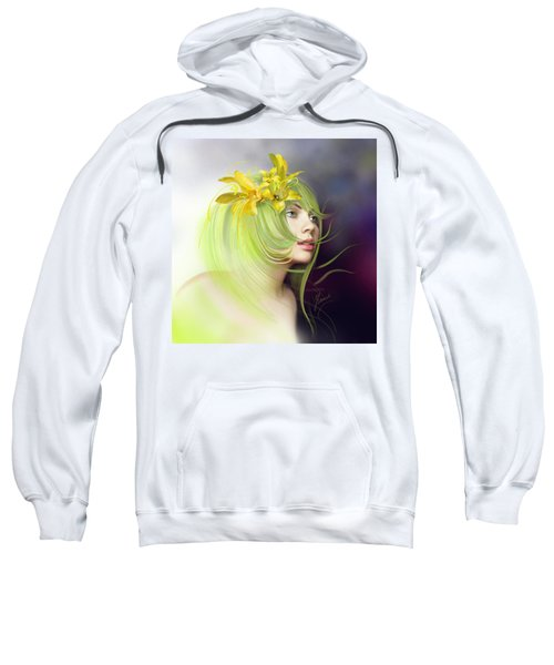 Coming Of Spring Sweatshirt