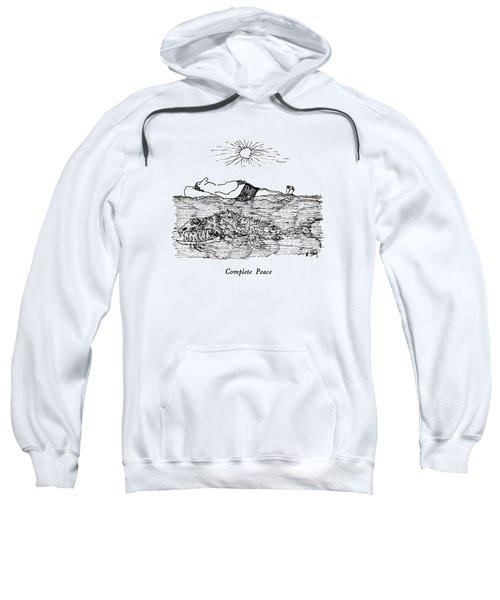 Complete Peace Sweatshirt