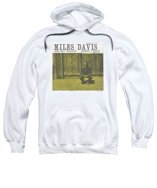 Concord Music - Miles And Milt Sweatshirt