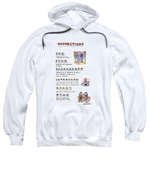 Connections: Sweatshirt