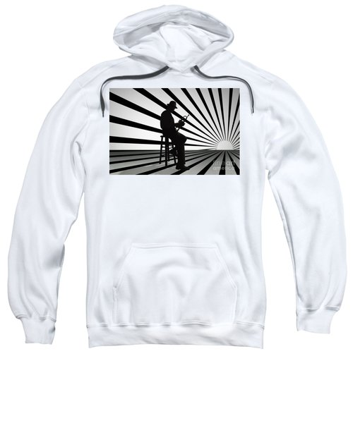Cool Jazz 2 Sweatshirt