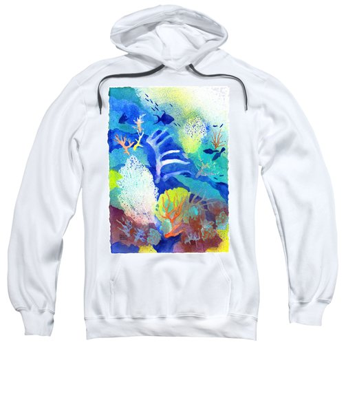 Coral Reef Dreams 3 Sweatshirt