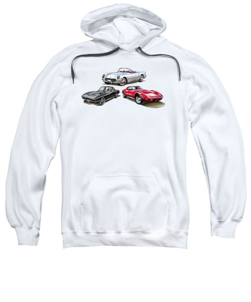 Corvette Generation Sweatshirt
