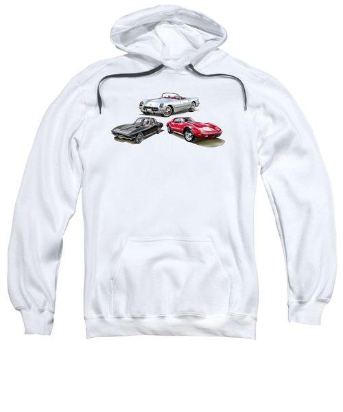 Corvette Generation Sweatshirt