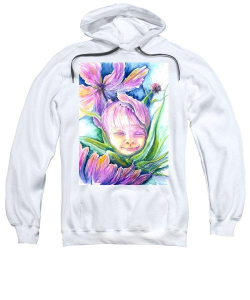 Cosmos Bud Sweatshirt