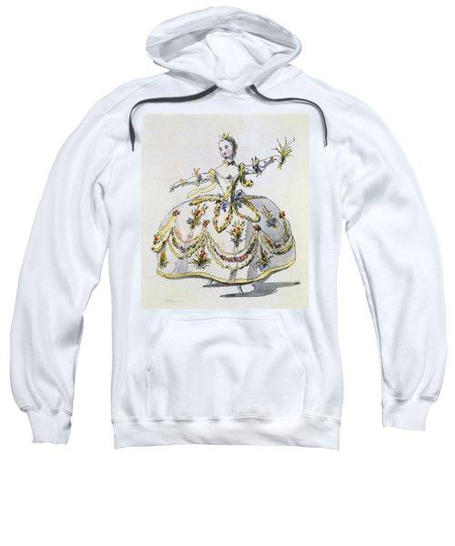 Costume Design For Ceres, Facsimile Sweatshirt