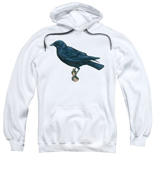 Crow Sweatshirt by Anonymous
