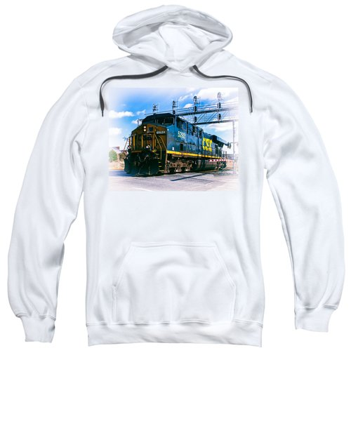 Csx 5292 Warner Street Crossing Sweatshirt