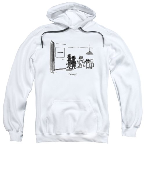 Curiosity Sweatshirt