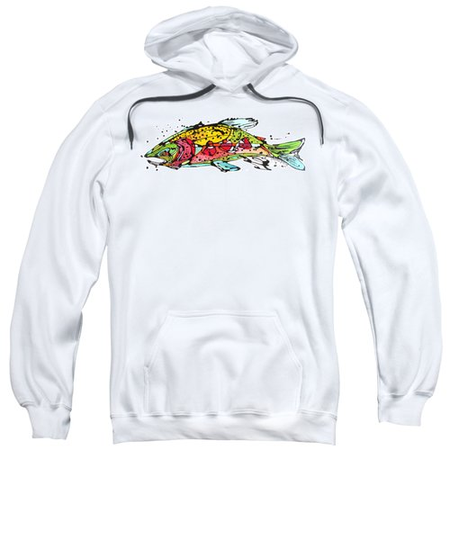 Cutthroat Trout Sweatshirt