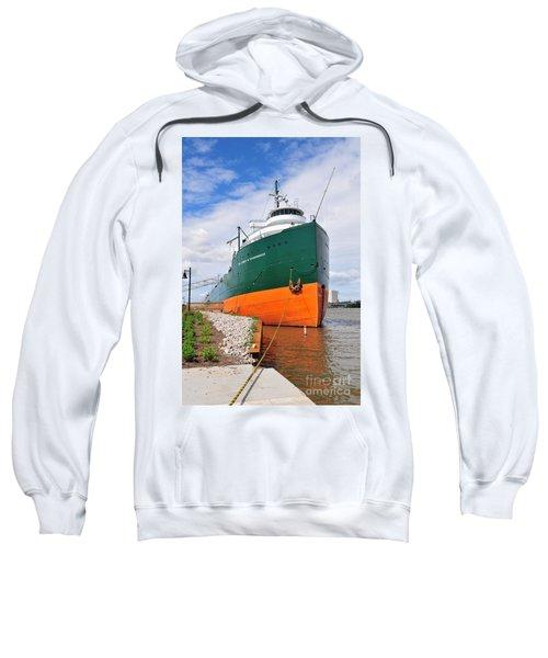 D12u763 Ss Col James M Schoonmaker Sweatshirt