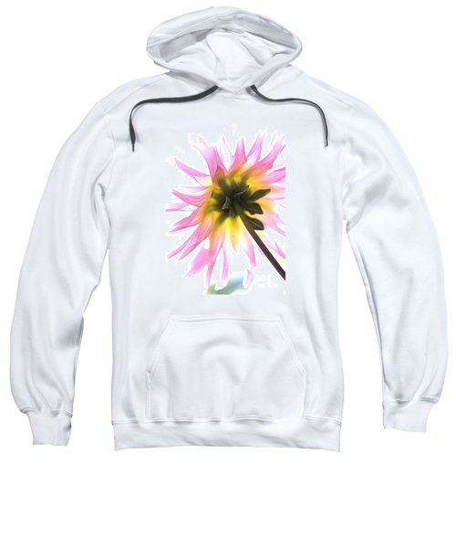 Dahlia Flower Sweatshirt