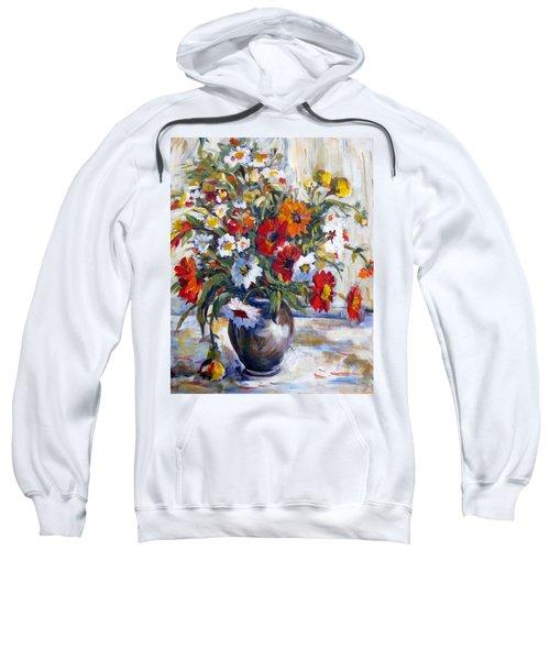 Daisies Sweatshirt