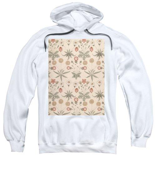 Daisy, First William Morris Design Sweatshirt