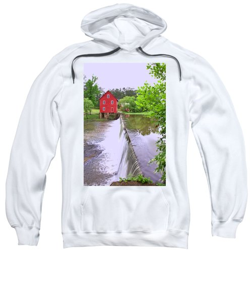 Dam At Starrs Mill Sweatshirt