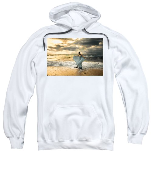 Dancing In The Surf Sweatshirt