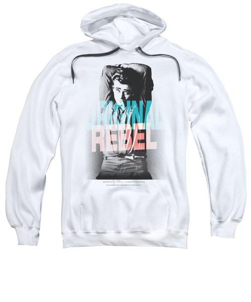 Dean - Graphic Rebel Sweatshirt by Brand A