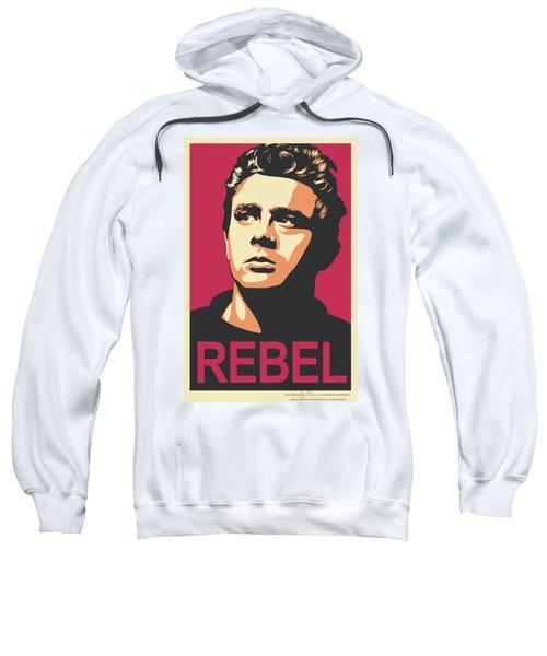 Dean - Rebel Campaign Sweatshirt by Brand A