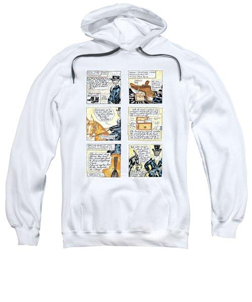 'dept. Of Equitation' Sweatshirt