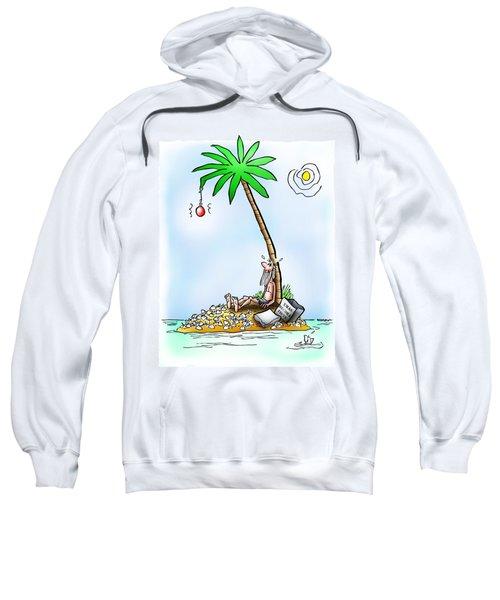 Desert Island Christmas Sweatshirt