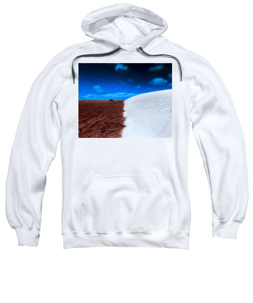 Desert Sand And Sky Sweatshirt