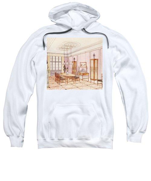 Design For A Dining Room Sweatshirt