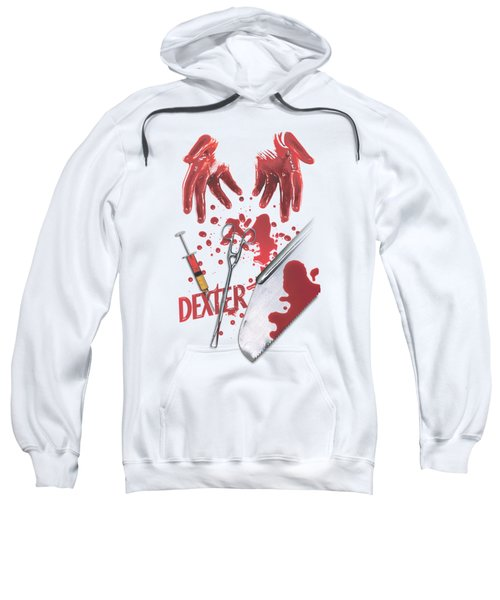 Dexter - Tools Of The Trade Sweatshirt