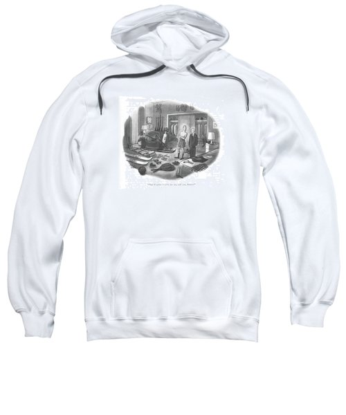 Dial Weather 6-1212 Sweatshirt