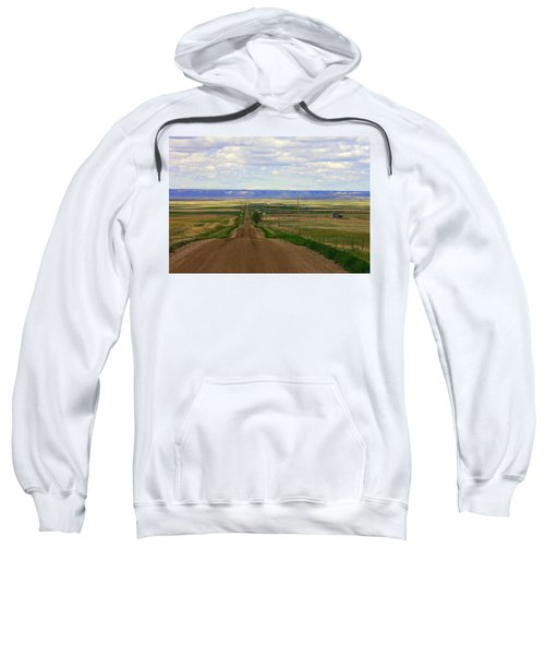 Dirt Road To Forever Sweatshirt