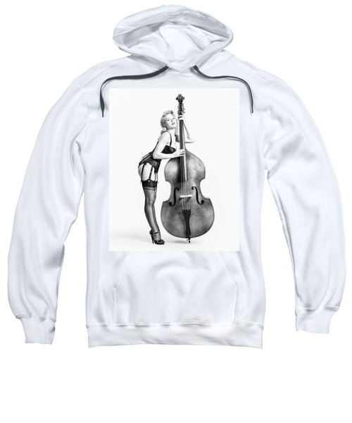 Doghouse With Mosh - String Bass Baby   Sweatshirt