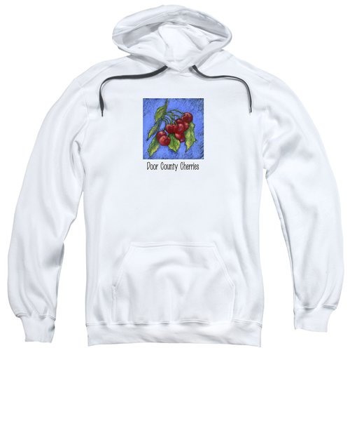 Door County Cherries Sweatshirt