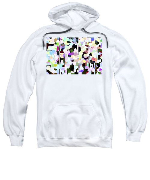 Dotted Car -part 1 Sweatshirt