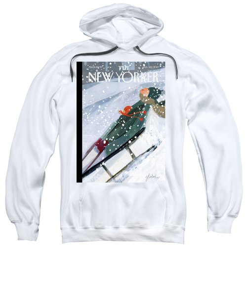 Downhill Racers Sweatshirt