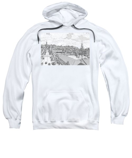 Downtown Port Washington Sweatshirt
