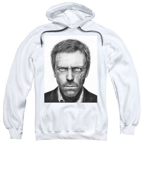 Dr. Gregory House - House Md Sweatshirt