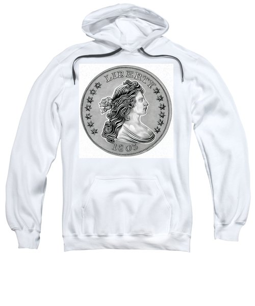 Draped Bust Liberty Sweatshirt