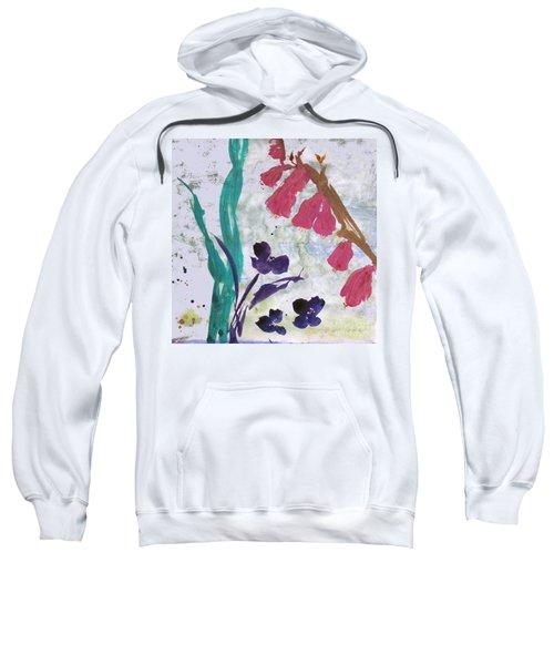 Dreamy Day Flowers Sweatshirt