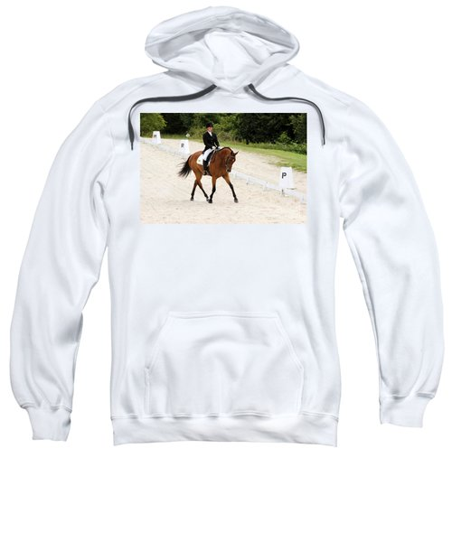 Dressage Test Sweatshirt