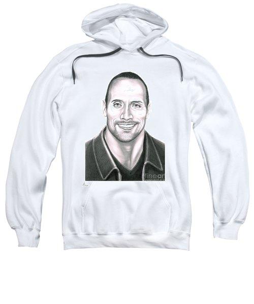 Dwayne Johnson The Rock Sweatshirt