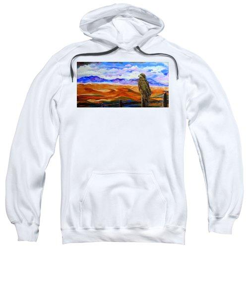 Eagles Watch Sweatshirt