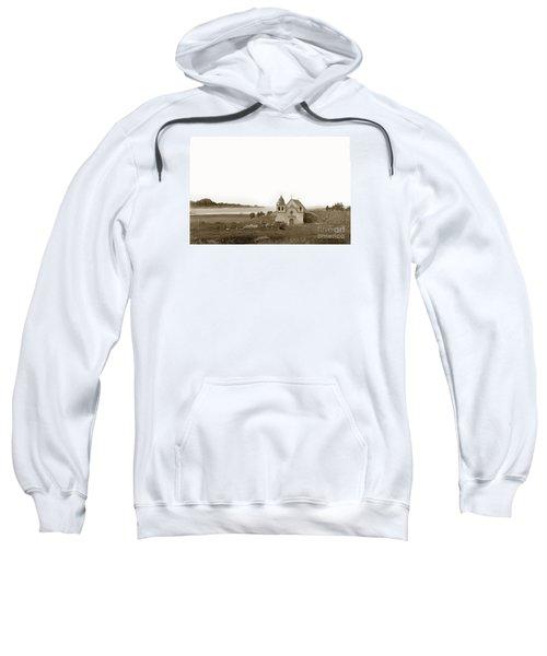 Early Carmel Mission And Point Lobos California Circa 1884 Sweatshirt