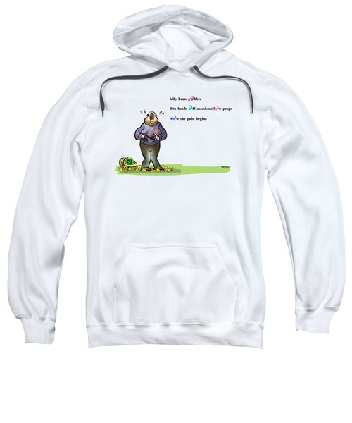 Easter Haiku Sweatshirt