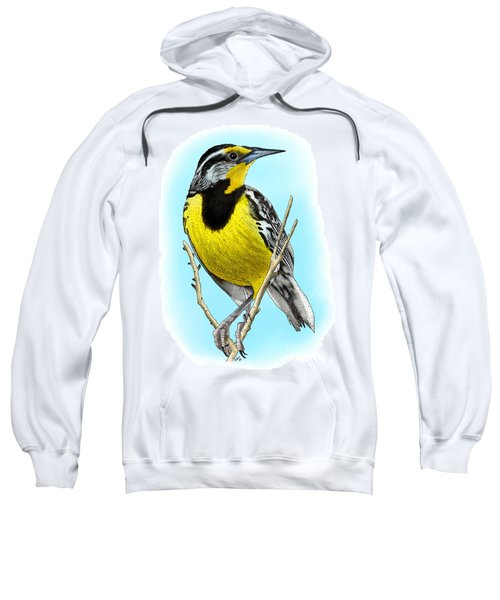 Eastern Meadowlark Sweatshirt
