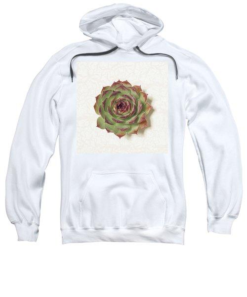 Echeveria Succulent Sweatshirt